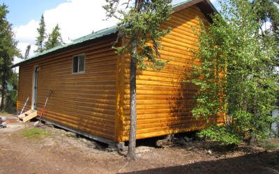 Cabin Ext